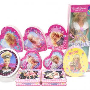 Barbie*90s*Russell Stover*チョコレートBOX