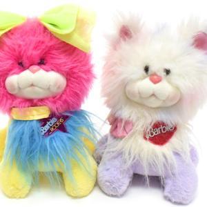 Kitty*ネコのぬいぐるみ♪ Barbie/バービーのキティも!