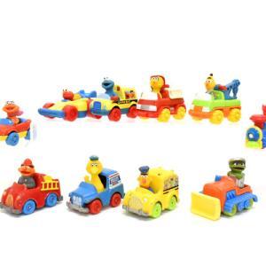 Sesame Street/セサミストリートのDie-Cast/ダイキャスト製のミニカー各種:)