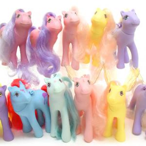 G1☆マイリトルポニー☆Flutter Ponies/フラッターポニー☆