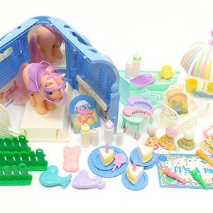 ★My Little Pony/マイリトルポニー G1★プレイセットや小物色々♪