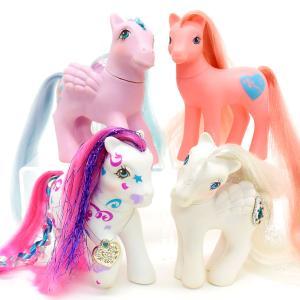 My Little Pony G1 & G3☆Birthday Pony☆