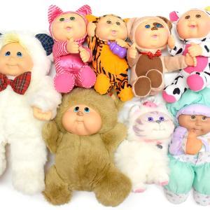 Cabbage Patch Kids/キャベッジパッチキッズ/キャベツ人形などなど☆