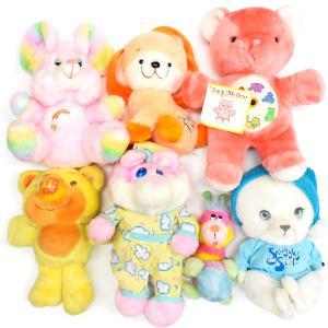 80s Stuffed Toys♪
