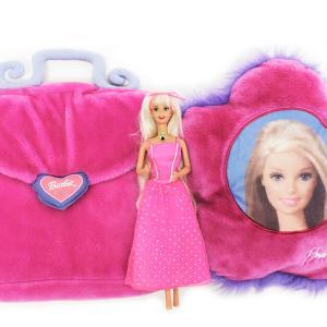 Barbie Plush Pillow☆バービーのクッション☆