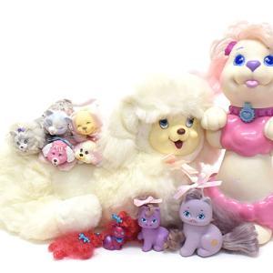 80s 90s Fancy Toys*Little Pretty♪Shampoodle♪