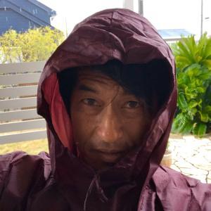 今日は大雨で台風みたいに荒れていますが〜サーフィンのセッション再開に向けてトレーニングを〜♪