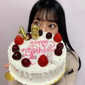 我が家の末っ娘が18歳の誕生日を迎えておめでとう〜お休みの日にはCRU着て海へ向かいましょう〜♪