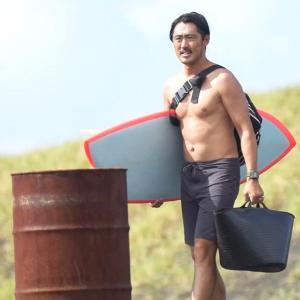 天気も波も良くて新モデル試乗ミーティング〜調子いいマジックボードでサーフィン上手くなれる〜♪