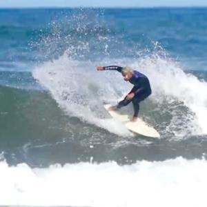 天気も波も良くてサーフィン楽しんだ後は〜腹ぺこランチして青空オーダーする新しいスタイルだよ〜♪