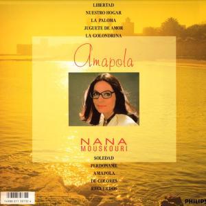 【ちょっといい音楽】Amapola ~ Nana Mouskouri