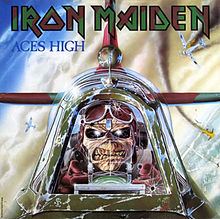 【ちょっといい音楽】Aces High ~ Iron Maiden