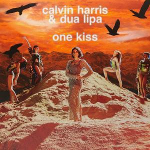 【ちょっといい音楽】One Kiss ~ Calvin Harris, Dua Lipa