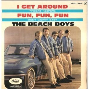 【ちょっといい音楽】I Get Around ~ The Beach Boys