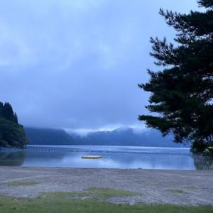 空撮動画(沼沢湖)