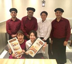 鹿児島市内の就職情報(インド料理 ミラン ホールマネージャー募集)