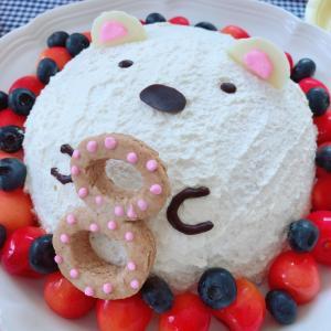 8th♡BD *〜ケーキ