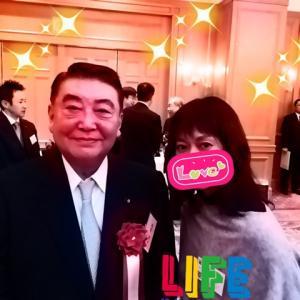 大島理森先生、お疲れ様でございます!