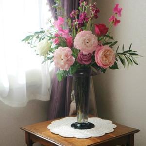 花を飾る ということ、そして新型コロナ