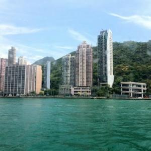 香港の離島、ラマ島へGo!!