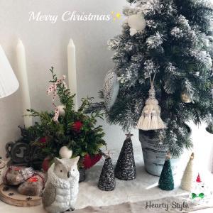 今年のおうちクリスマスデコレーション♪