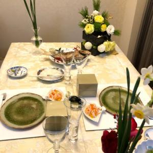 お正月のテーブルその2