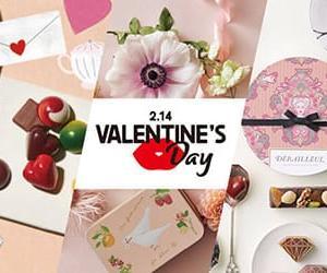 出遅れても楽しめたバレンタインチョコのオンラインショッピング♪