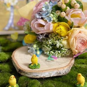 Happy Easter〜パステルカラーのブーケ〜