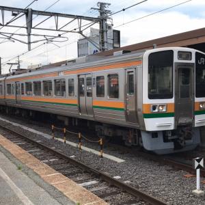 飯田線を撮る