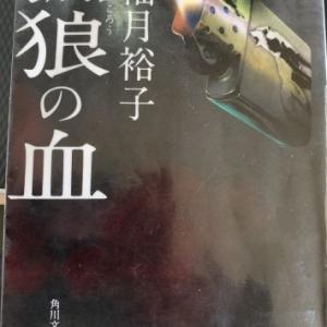 「孤狼の血」(読書no.342)