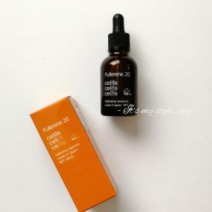 ビタミンCの172倍の高酸化力を持つ美容成分フラーレンで、お肌のケアを。