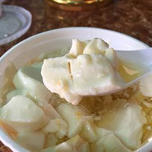 林村の許願樹とお豆腐の話