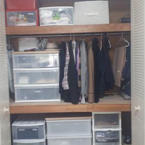 和室あるある!押入れにワンピースやコートをかけると引きずる件。。。ズバッと解決する方法!
