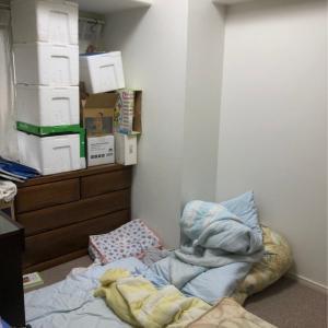 日本の家が片づかない原因の9割は、布団で眠っているから!