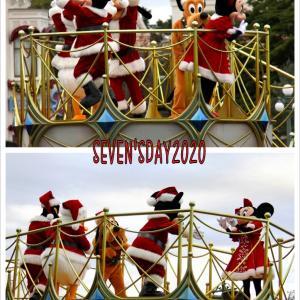 TDL♥️キャッスル&クリスマスグリーティング