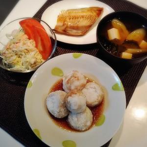先週の夕飯&塾の日ご飯♥️