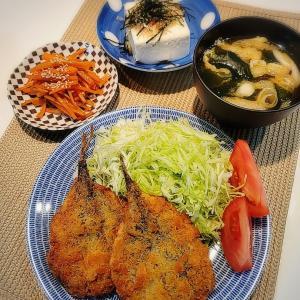 先週の夕飯&塾習い事弁当❤️
