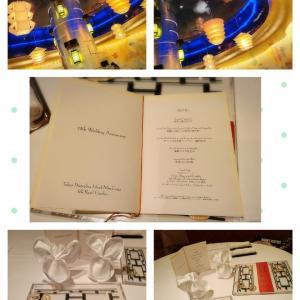 FTW13th❤️ミラコ泊③Wedding Anniversary ディナーコース