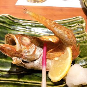 【食】金沢でのどぐろ食べてます