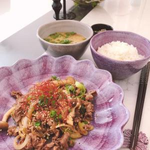 【食】おうちごはん 青椒肉絲