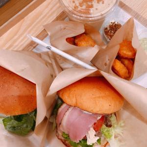 【食】サードバーガーで鴨とアップルの新商品を