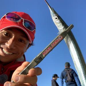 四季の釣り ロケ