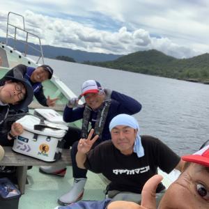 日本海にて撮影