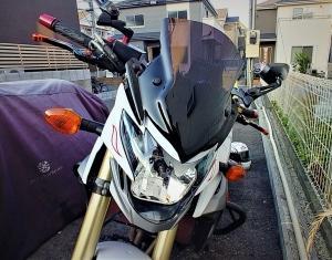 楽しいバイク通勤