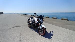 最近のおバイクは・・・