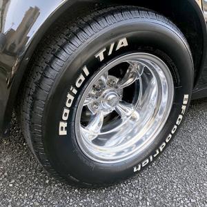 Corvette C3 タイヤ交換から…
