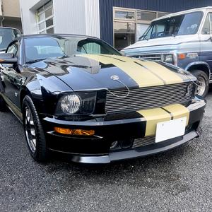 SHELBY GT-H 車検…