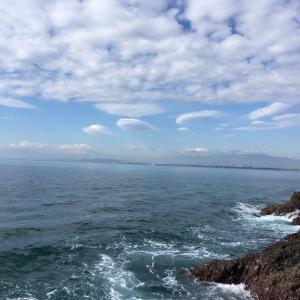 No.48-49HG釣行 綺麗な富士山後方の傘雲群
