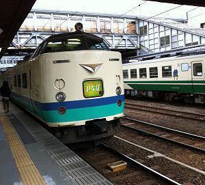 東日本パスでぐるり旅その7 秋田~新潟 特急いなほ14号