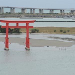 おはよう!南浜名湖 10月21日 台風20号迫る 全漁休漁の海